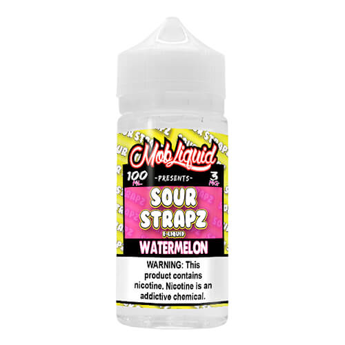 Watermelon by Sour Strapz eLiquid