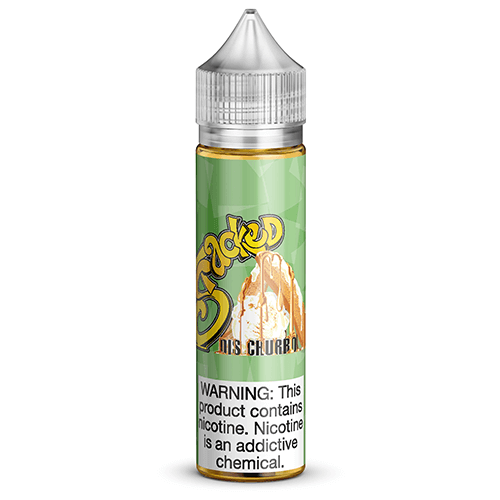 Dis Churro by Stacked Ejuice Vape Juice 0mg
