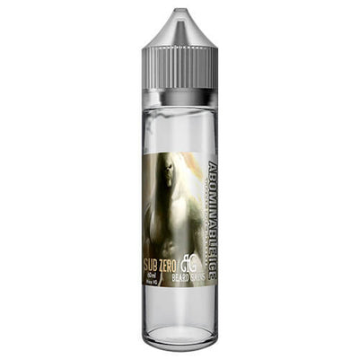 Abominable Ice by Sub-Zero by Beard Gains-eLiquid-Sub-Zero by Beard Gains-60ml-0mg-eLiquid.com