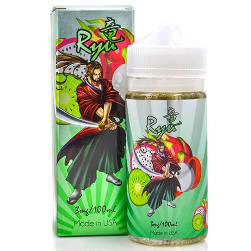Ryu Eliquid by Sugoi Vapor