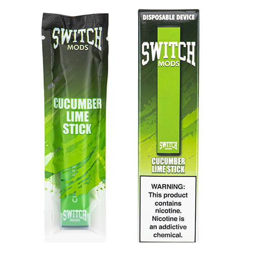 Switch Mods - Disposable Vape Device - Cucumber Lime