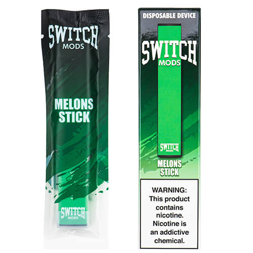 Switch Mods - Disposable Vape Device - Melon