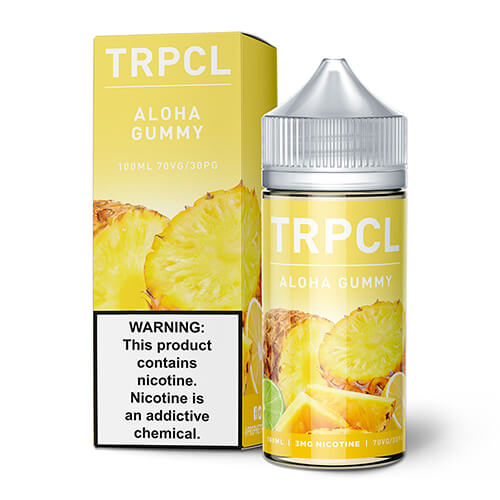 Aloha Gummy by TRPCL 100 eJuice