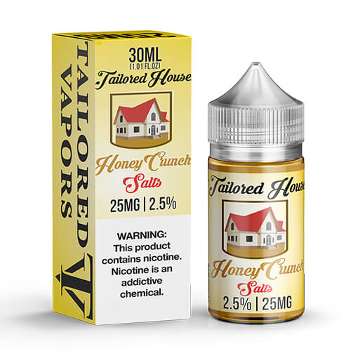 Honey Crunch by Tailored House eJuice SALTS