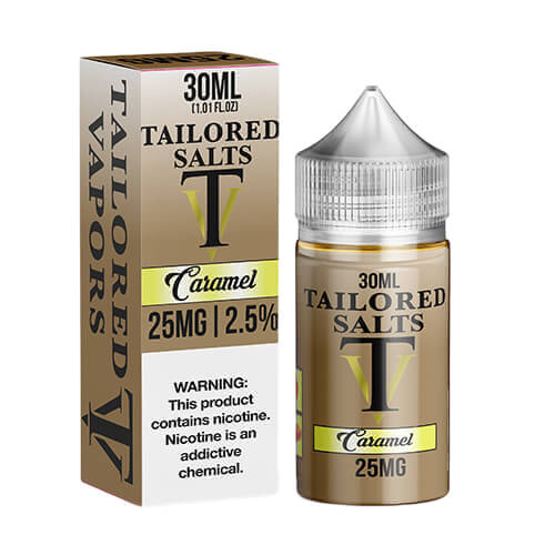 Caramel by Tailored Vapors Salts