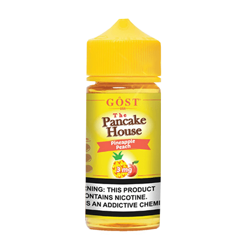 Pineapple Peach by The Pancake House by Gost Vapor