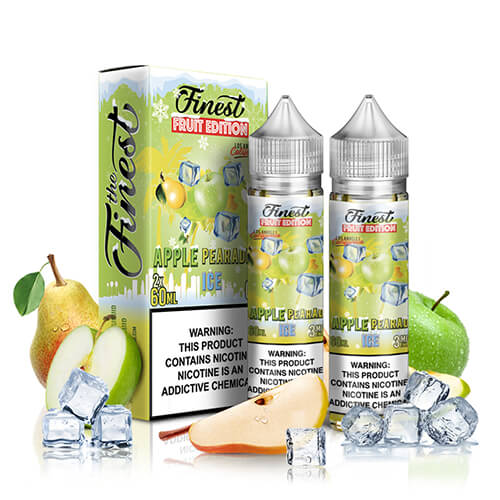 Apple Pearadise ICE by Finest E-Liquid Fruit Edition On Ice