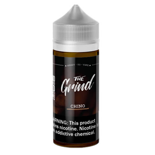 Chino (Mochaccino) by The Grind E-Liquids