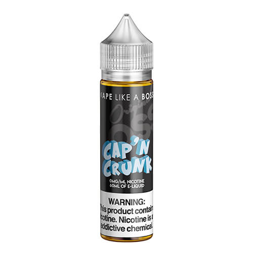Cap'n Crunk by The Original Boss eJuice