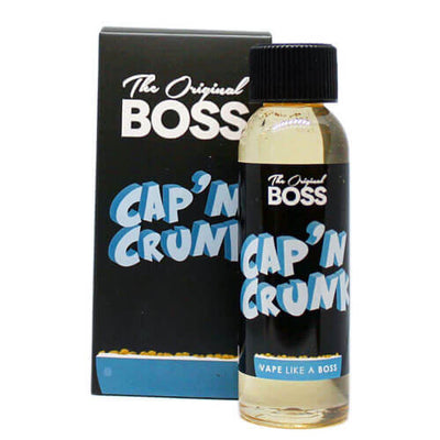 Cap'n Crunk by The Original Boss eJuice-eLiquid-The Original Boss-60ml-0mg-eLiquid.com