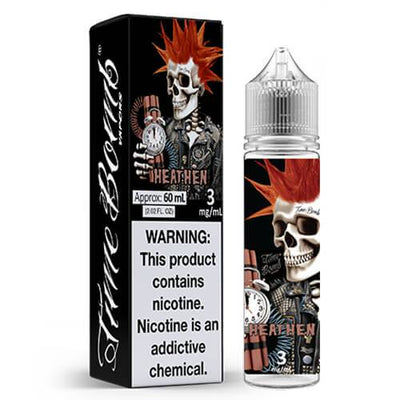 Heathen by Time Bomb Vapors-eLiquid-Time Bomb Vapors-60ml-3mg-eLiquid.com