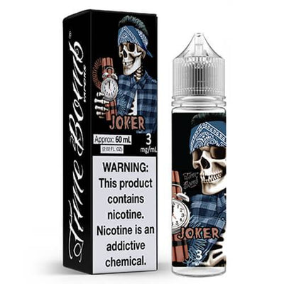 Joker by Time Bomb Vapors-eLiquid-Time Bomb Vapors-60ml-0mg-eLiquid.com