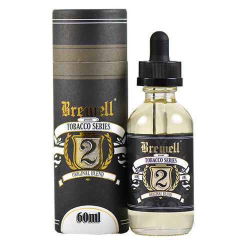 Original Blend by Tobacco Series by Brewell MFG