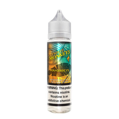 Mangabeys by Twelve Monkeys Vapor-eLiquid-Twelve Monkeys Vapor-eLiquid.com