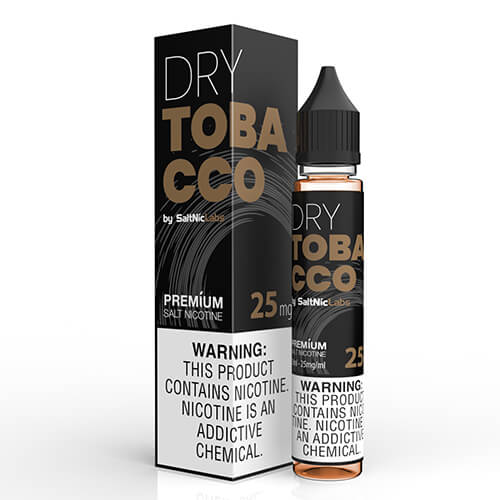 Dry Tobacco by VGOD and SaltNic eJuice