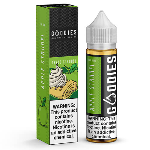 Apple Strudel by Vape Goodies E-Liquids