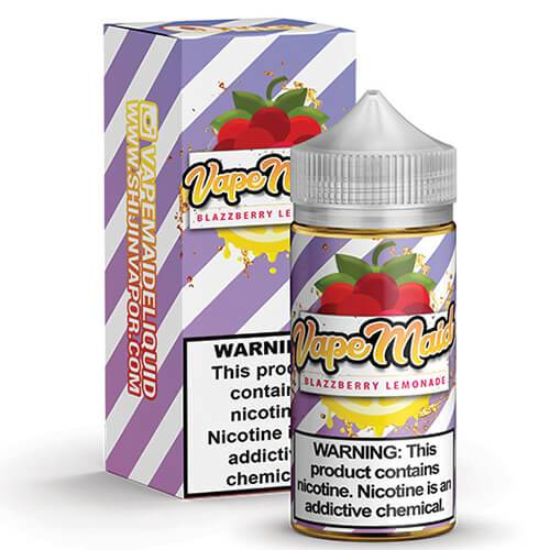 Blazzberry Lemonade by Vape Maid By Shijin Vapor
