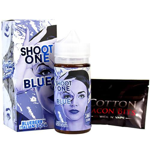 Shoot One Blue by Vape Storm Juice