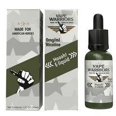 Hooah! by Vape Warriors E-Liquid