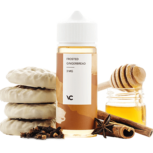 Frosted Gingerbread by Velvet Cloud E-Liquid