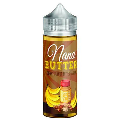 Nana' Butter by Voop Juice-eLiquid-Voop Juice-120ml-0mg-eLiquid.com