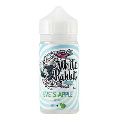 Eve's Apple by White Rabbit eJuice-eLiquid-White Rabbit eJuice-eLiquid.com
