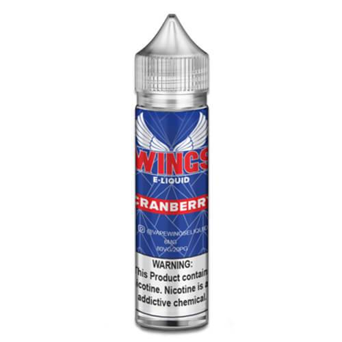 Cranberry by Wings E-Liquid