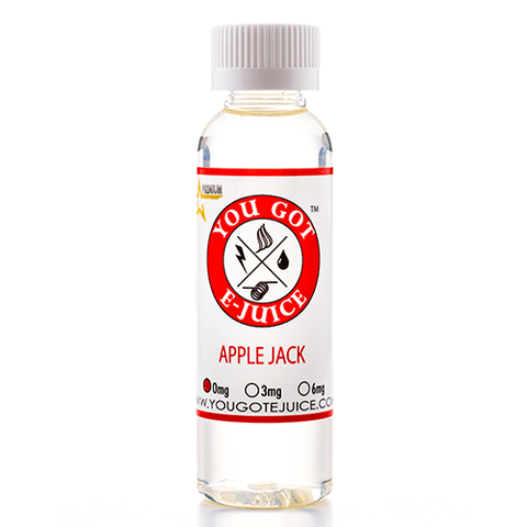 Apple Jack by You Got E-Juice