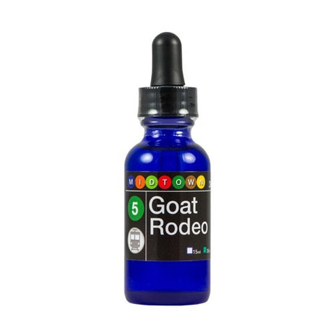 Goat Rodeo by Midtown - All the best eLiquid flavors - eLiquid.com