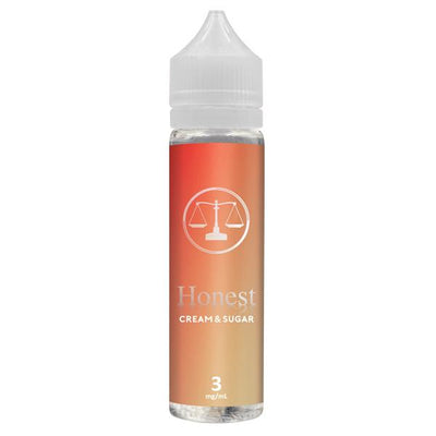 Cream & Sugar by Honest Eliquid-eLiquid-Honest Eliquid-eLiquid.com