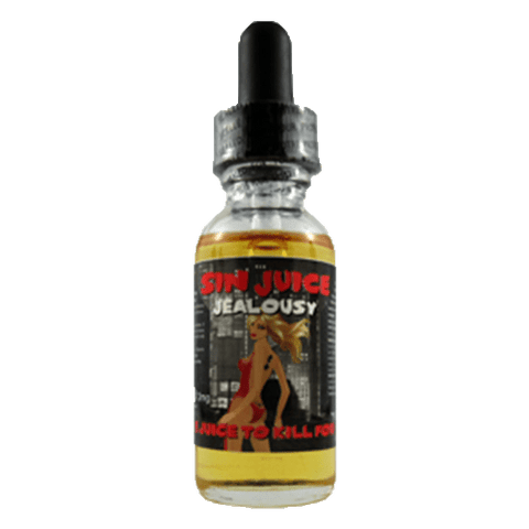 Jealousy by Sin Juice - All the best eLiquid flavors - eLiquid.com