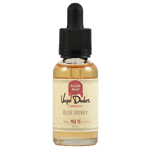 Blue Honey by Vape Dudes eJuice