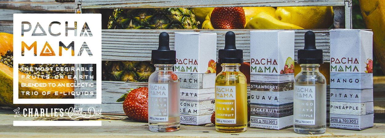 Pacha Mama eJuice by Charlie's Chalk Dust