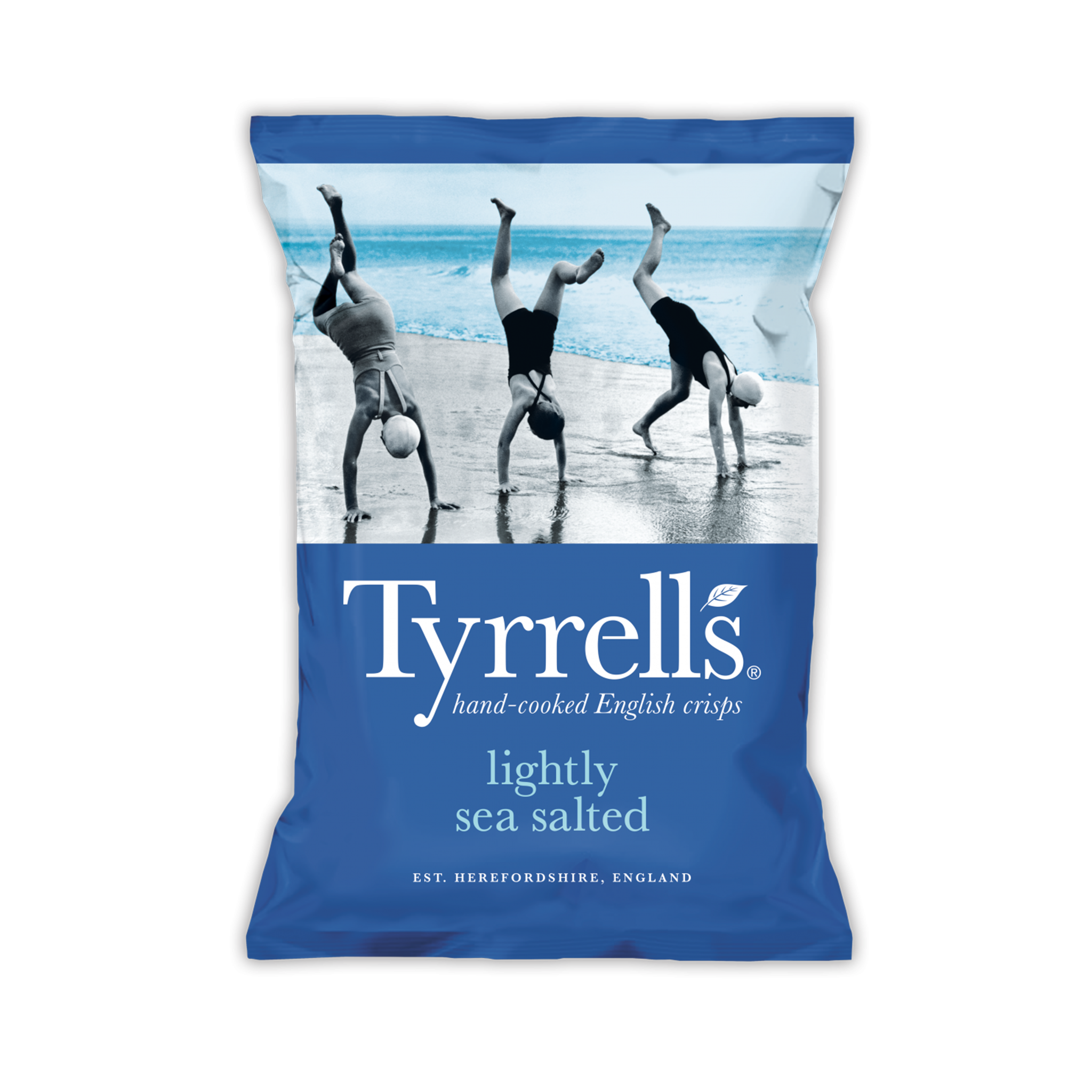 Lightly Sea Salted 150 g