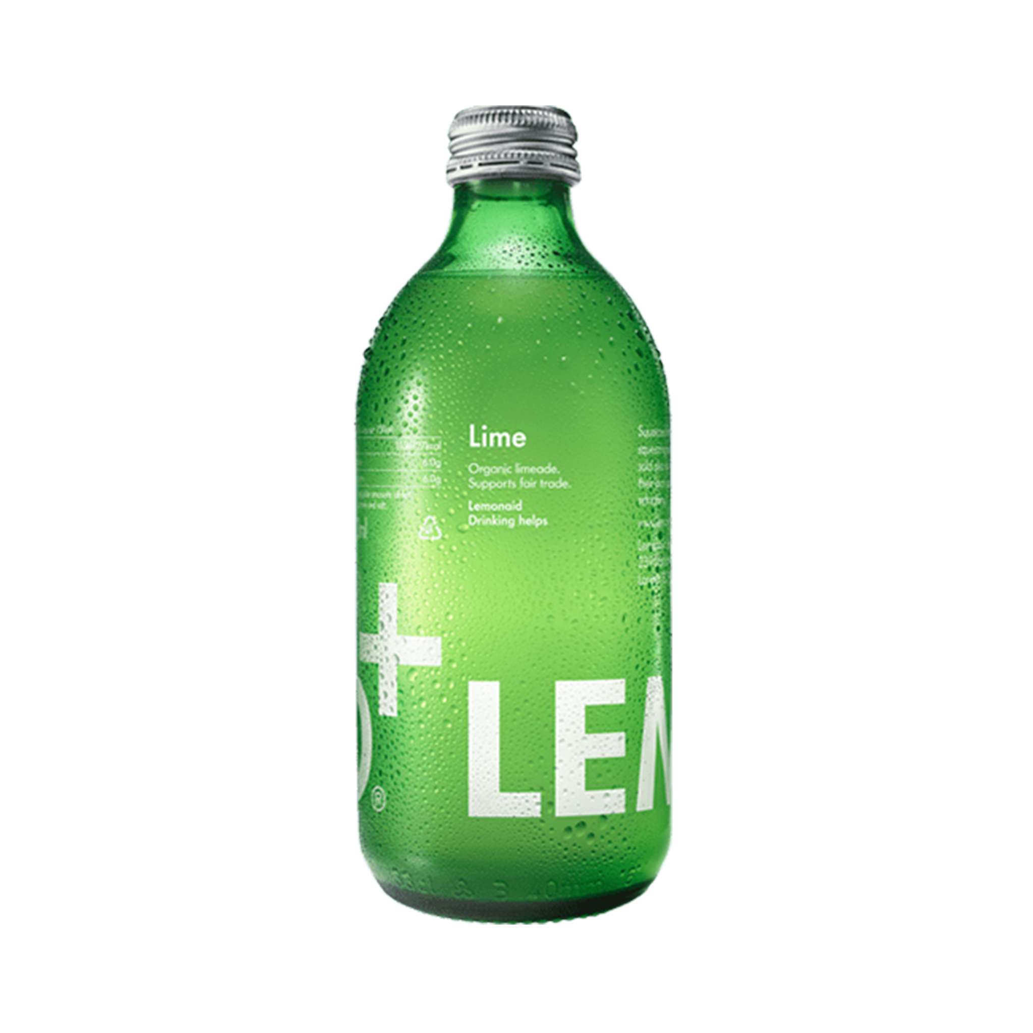 Lemonaid Lime Eko 33 cl