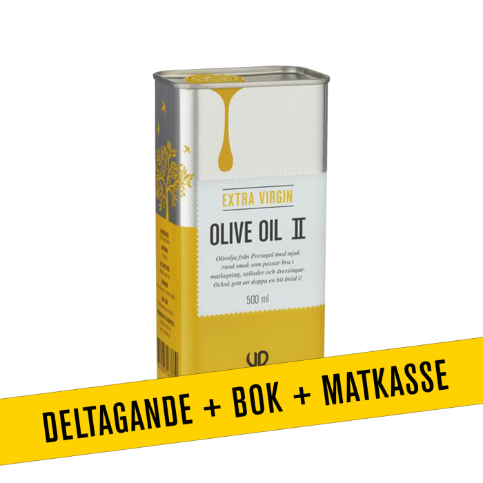 Urban Deli Olivolja, 500 ml