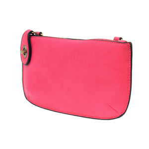 Joy Susan Collection: Mini Crossbody Wristlet Clutch