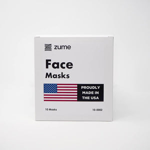 Face Masks (Box of 10)