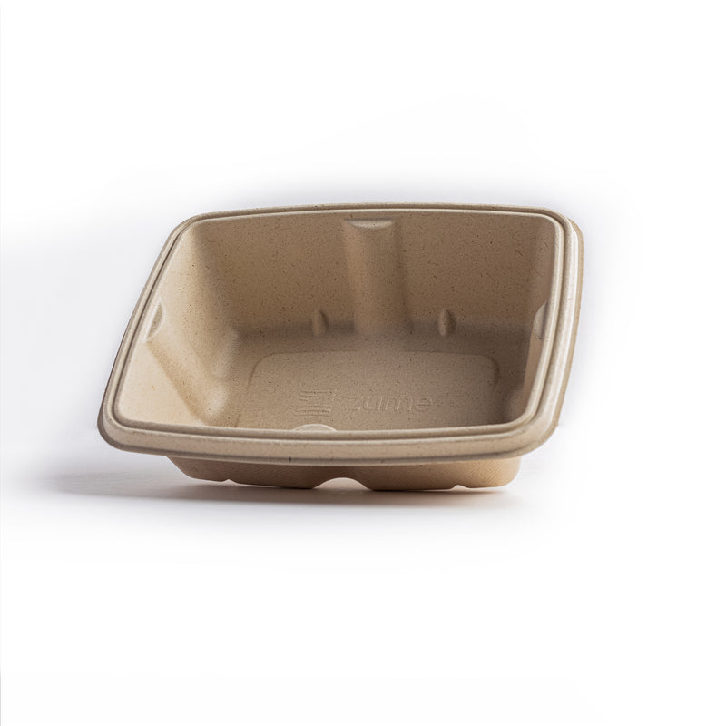 Premium 16oz/500ml X-Small Rectangular Food Container
