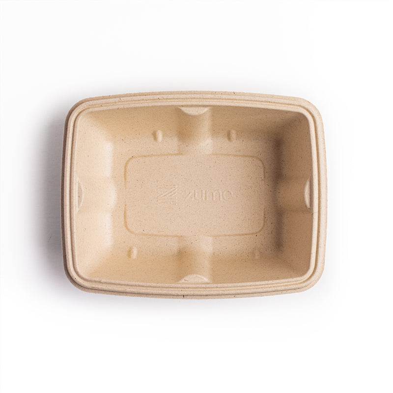 Rectangular Food Container 1000ml/32oz (150 Count)