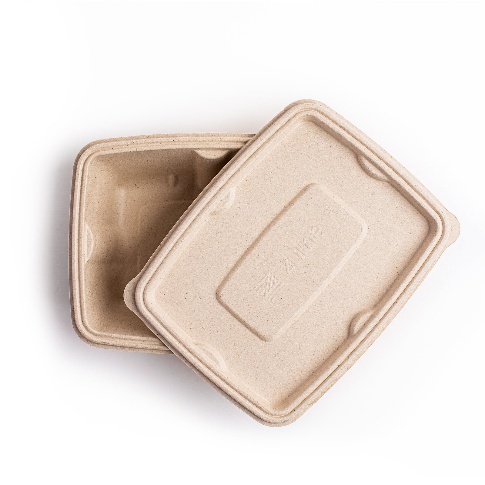 Premium 24oz/750ml  Medium Rectangular Container