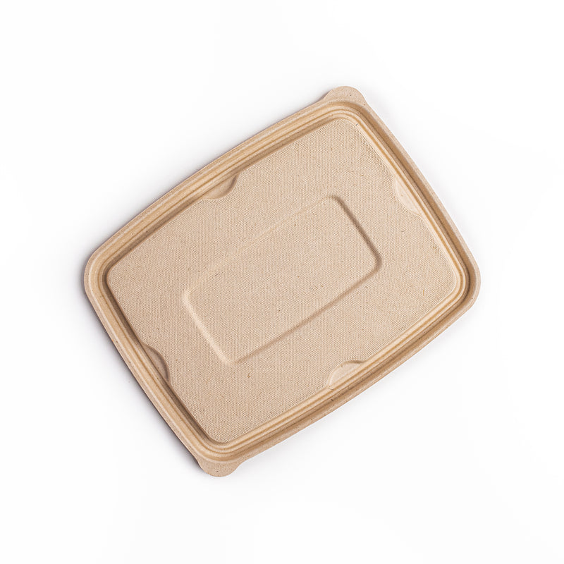 Premium Rectangular 24oz & 32 oz Container Lid
