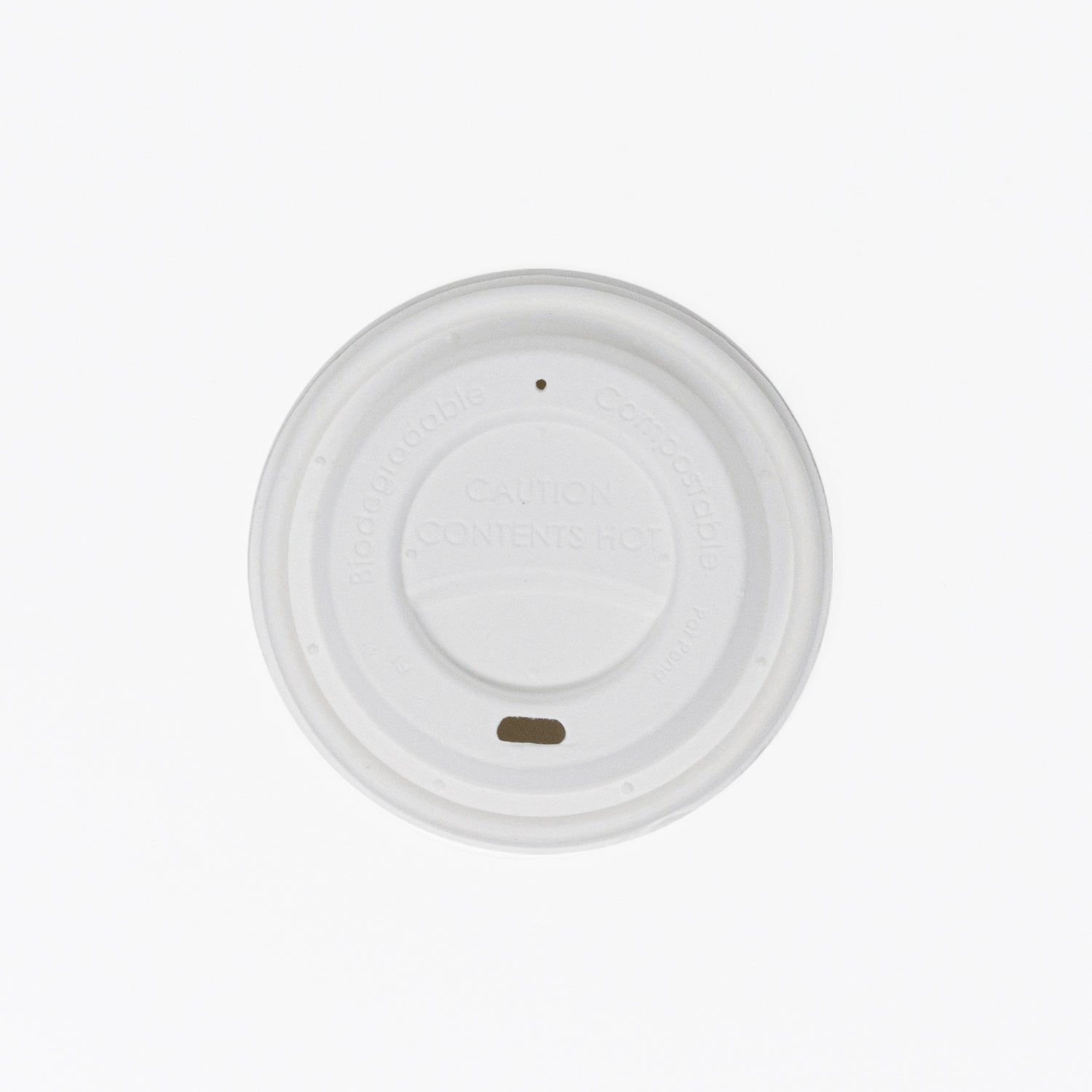 Premium Hot Beverage Cup Lid, 90mm