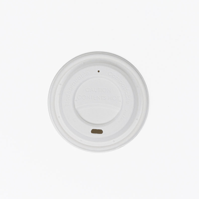 Premium Hot Beverage Cup Lid, 80mm