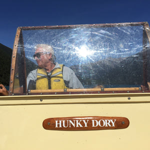 The Boat, The Wine - Hunky Dory Boat Video