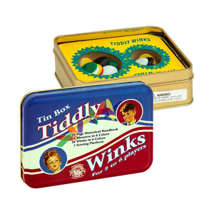 Tin Box Tiddly Winks