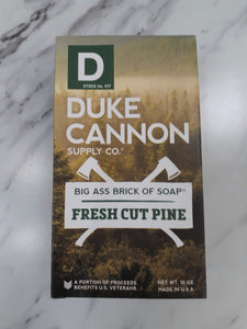 Duke Cannon Fresh Cut Pine