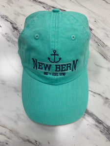 Dual Line Anchor Ballcap New Bern