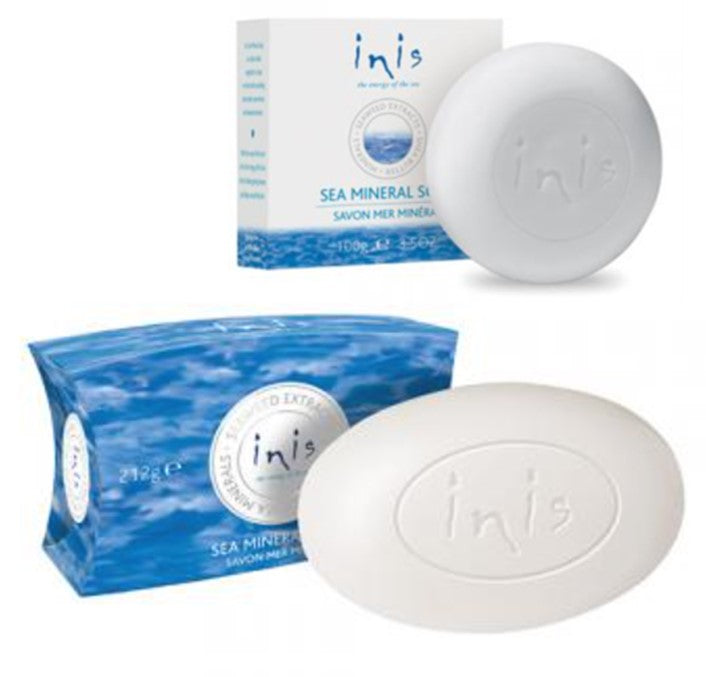 Inis Soap in 2 sizes