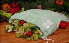Salad Sac - a place to keep your lettuce